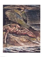 Milton a Poem: Albion on the rock, 1804 Fine-Art Print