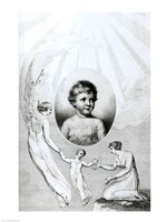 Mary Wollstonecraft Shelley Fine-Art Print