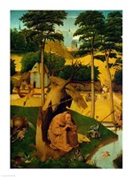 Temptation of St. Anthony, 1490 Fine-Art Print