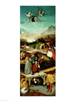 Temptation of St. Anthony 2 Fine-Art Print