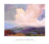 Rolling Hills Fine-Art Print