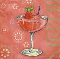 Calypso Cocktails I Fine-Art Print