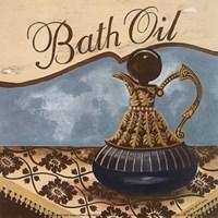 Bath Accessories II - petite Fine-Art Print
