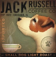Jack Russell Coffee Co Fine-Art Print