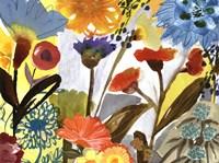 Flower Garden II Fine-Art Print