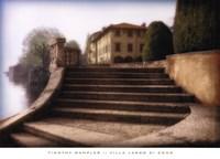 Villa Largo di Como Fine-Art Print