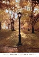 Autumn in the Park Fine-Art Print
