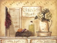 Garden Bath Fine-Art Print