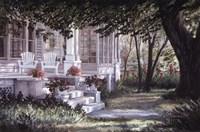 Country Porch Fine-Art Print