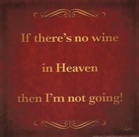 Wine in Heaven Fine-Art Print