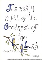 Goodness of the Lord Fine-Art Print