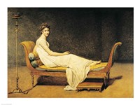 Madame Recamier, 1800 Fine-Art Print