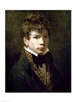 Portrait of the Young Ingres Fine-Art Print