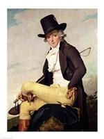Portrait of Pierre Seriziat Fine-Art Print