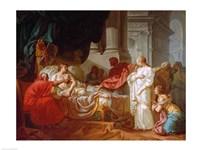 Antiochus and Stratonice, 1774 Fine-Art Print