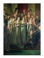The Consecration of the Emperor Napoleon Fine-Art Print