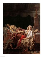 The Pain of Andromache, 1783 Fine-Art Print