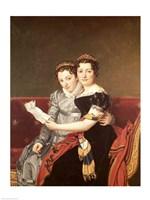 Zenaide and Charlotte Fine-Art Print