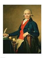 Gaspard Meyer, 1795 Fine-Art Print