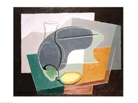 Fruit-dish and carafe, 1927 Fine-Art Print