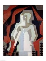 Pierrot, 1919 Fine-Art Print