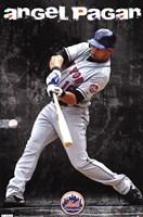 Mets - A Pagan 11 Wall Poster