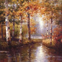 Forest Lake Fine-Art Print