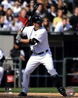 Paul Konerko 2011 Action Fine-Art Print