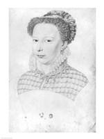 Marguerite of Valois Fine-Art Print