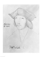 Charles de Bourbon Fine-Art Print