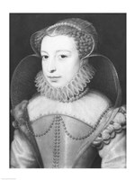 Marguerite de Valois Queen of Navarre Fine-Art Print