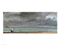 Brighton Beach Fine-Art Print