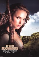 Your Highness - Natalie Portman Wall Poster