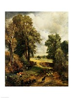 The Cornfield, 1826 Fine-Art Print