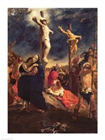 Christ on the Cross, 1835 Fine-Art Print