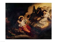 Christ in the Garden of Olives, 1827 Fine-Art Print