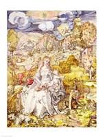 Madonna and Child Fine-Art Print