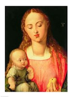 Madonna and Child 2 Fine-Art Print