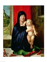 Madonna and Child 3 Fine-Art Print