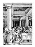 The Presentation in the Temple Fine-Art Print
