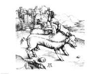Monstrous Pig Fine-Art Print