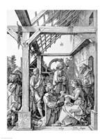 The Adoration of the Magi, 1511 Fine-Art Print