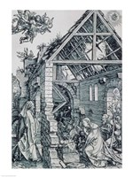 The Adoration of the Shepherds Fine-Art Print