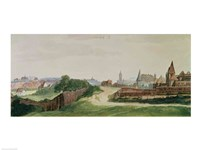 View of Nuremberg Fine-Art Print