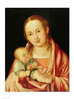 Mary and her Child Fine-Art Print