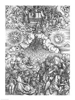 Scene from the Apocalypse, The Opening of the Fifth and Sixth Seals Fine-Art Print
