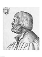 Self portrait, 1527 Fine-Art Print