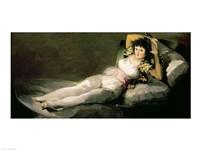 The Clothed Maja, c.1800 Fine-Art Print