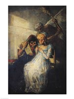 Time of the Old Women, 1820 Fine-Art Print
