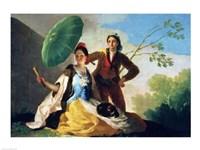 The Parasol, 1777 Fine-Art Print